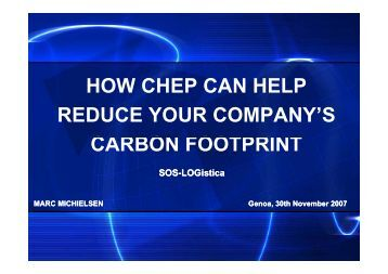 Reducing Your Company's Carbon Footprint through Transportation