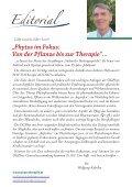 Therapie - Phytotherapie Österreich - Seite 3