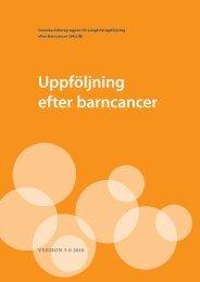 Uppföljning efter barncancer 2010 v5.pdf - BLF