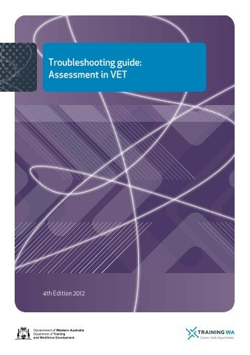 Troubleshooting guide Assessment in VET - content.pdf