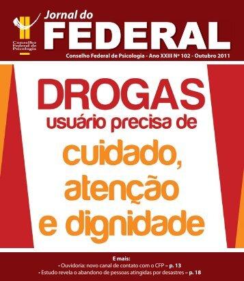 Jornal do - Conselho Federal de Psicologia