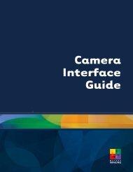 Camera Interface Guide - Matrox
