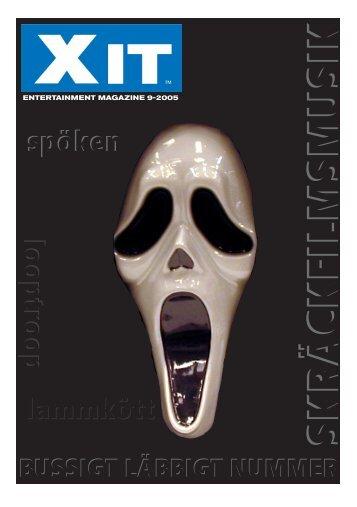 XIT #9 2005 (pdf)