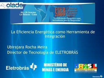 La Eficiencia Energetica en el Mundo Actual y en Particular en ...
