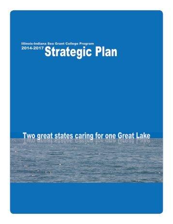 2014-2017 Strategic Plan - Illinois-Indiana Sea Grant