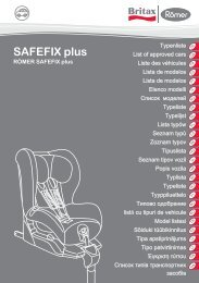 SAFEFIX plus - Britax Römer