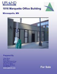 1016 marketing package.pub - Upland Real Estate Group