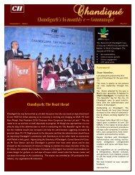 Chandiqué - May 2011 - CII