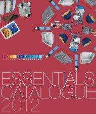 FEM ESSENTIALS CA TALOGUE 2012 - CESA