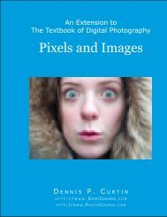Pixels and Images - PhotoCourse