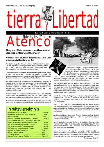 Zeitschrift als PDF - Infoladen Treibsand