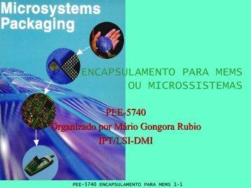 curso: superior de tecnologia em materiais, processos e ... - LSI