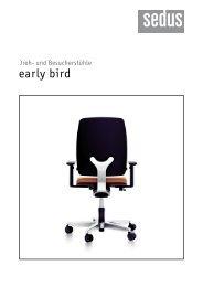 early bird - Sedus