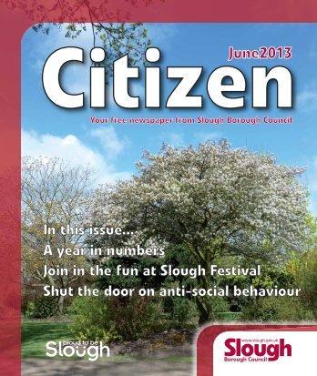 June 2013 - Slough Borough Council