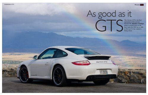 The Carrera GTS is the final expression of the current Porsche 911 ...