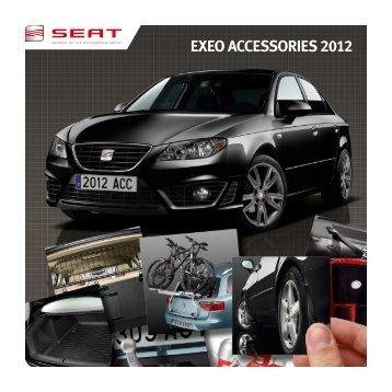 EXEO ACCESSORIES 2012 - Seat