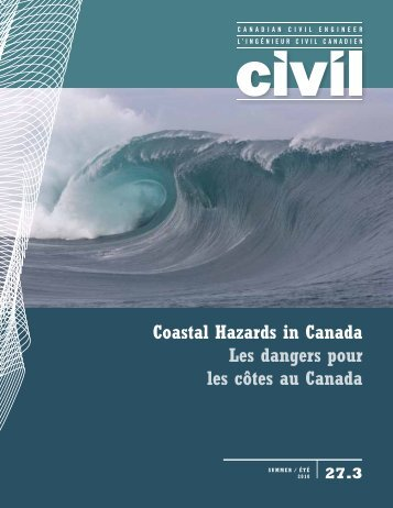 2010 Summer issue vol 27.3 - CSCE • Canadian Society for Civil ...