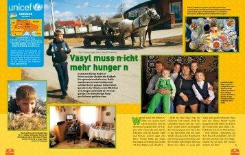 Vasyl muss nicht mehr hungern (PDF aus dem ... - younicef.de