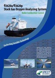 Brochure G3500s Stack Gas Oxygen Analyzer