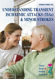 Understanding Transient Ischaemic Attacks (TIAs) & Minor Strokes