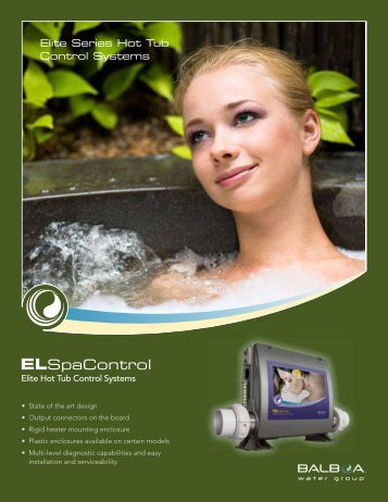 EL Spa Control - Balboa Direct