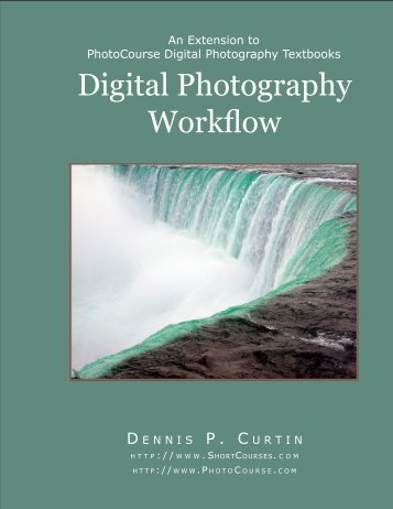 Digital Photography Workflow - PhotoCourse
