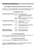 Untitled - Ev. Emmaus-Kirchengemeinde - Seite 6