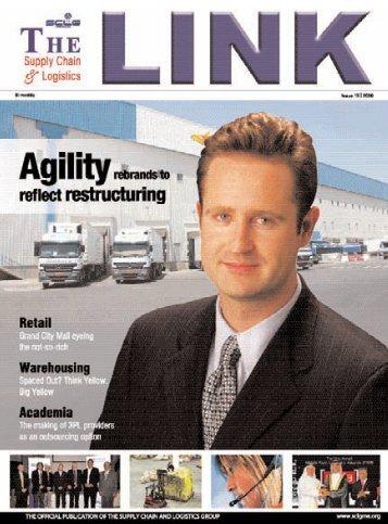 Link Magazine 15 - SCLG