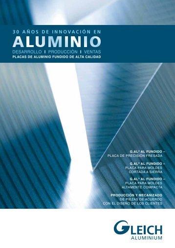 GLEICH Aluminium