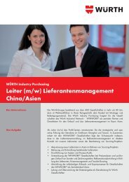 PDF DE - Würth Industrie Service GmbH & Co. KG