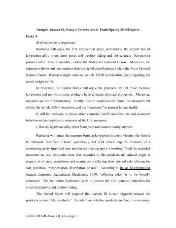 examples descriptive essay