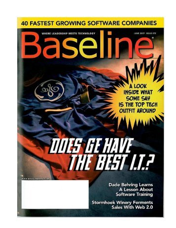 Baseline Magazine 6.07