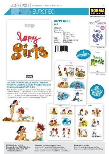 pdf novedades JUNIO 2011.indd - Norma Editorial