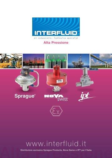 Alta Pressione - Interfluid S.r.l..
