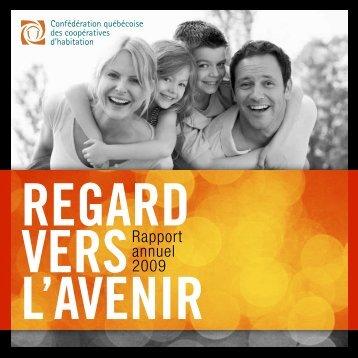 Rapport annuel 2009 - Coopératives d'habitation