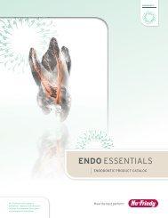 Endo Essentials Catalog - Hu-Friedy