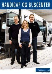 Handicap og Buscenter - Rehabiler og Busser