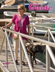 The Guide, Summer 2010 - Adobe PDF - The Seeing Eye