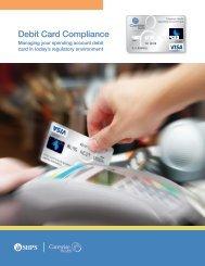Debit Card Compliance - ADP Learning Center