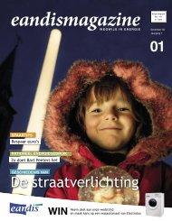 Eandismagazine 01 - December 2006 - 'Wie is Eandis?'