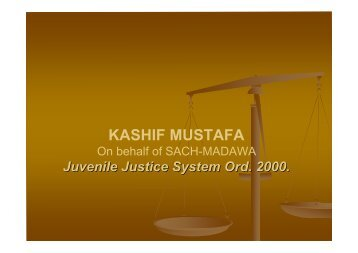 Presnt. on Juvenile Justice System Ordinance, 2000..pdf - Reunite