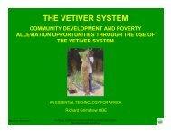 ETH_CD1 - The Vetiver Network International