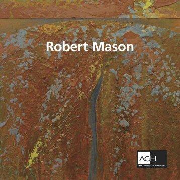 Robert Mason - Art Gallery of Hamilton