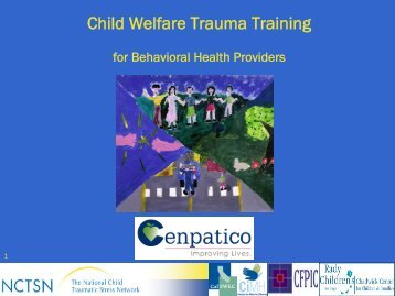 Traumatic Stress and its Impact on Children in the Child Welfare ...