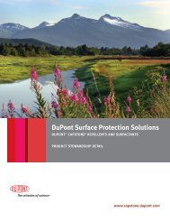 DuPont Surface Protection Solutions