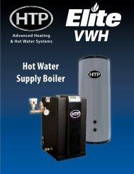Elite VWH Supply Boiler