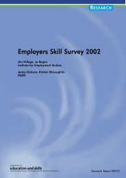 Employers Skill Survey 2002 - Digital Education Resource Archive ...