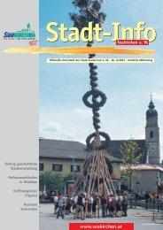 Stadt-Info 4/2007 - Seekirchen