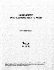 Full Text - The Law Society of Saskatchewan