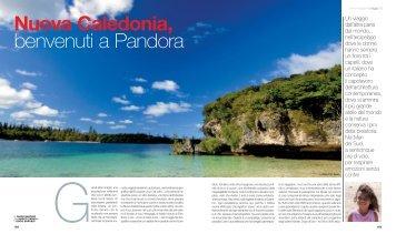 Nuova Caledonia, benvenuti a Pandora - Guido Barosio